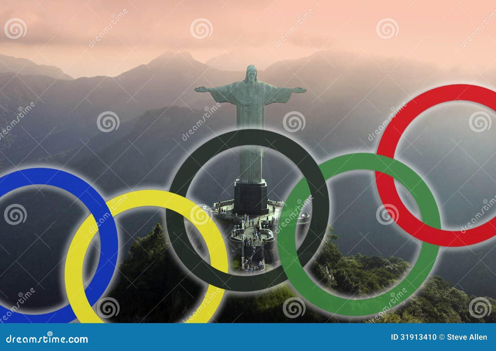 Rio De Janeiro - olimpiady 2016