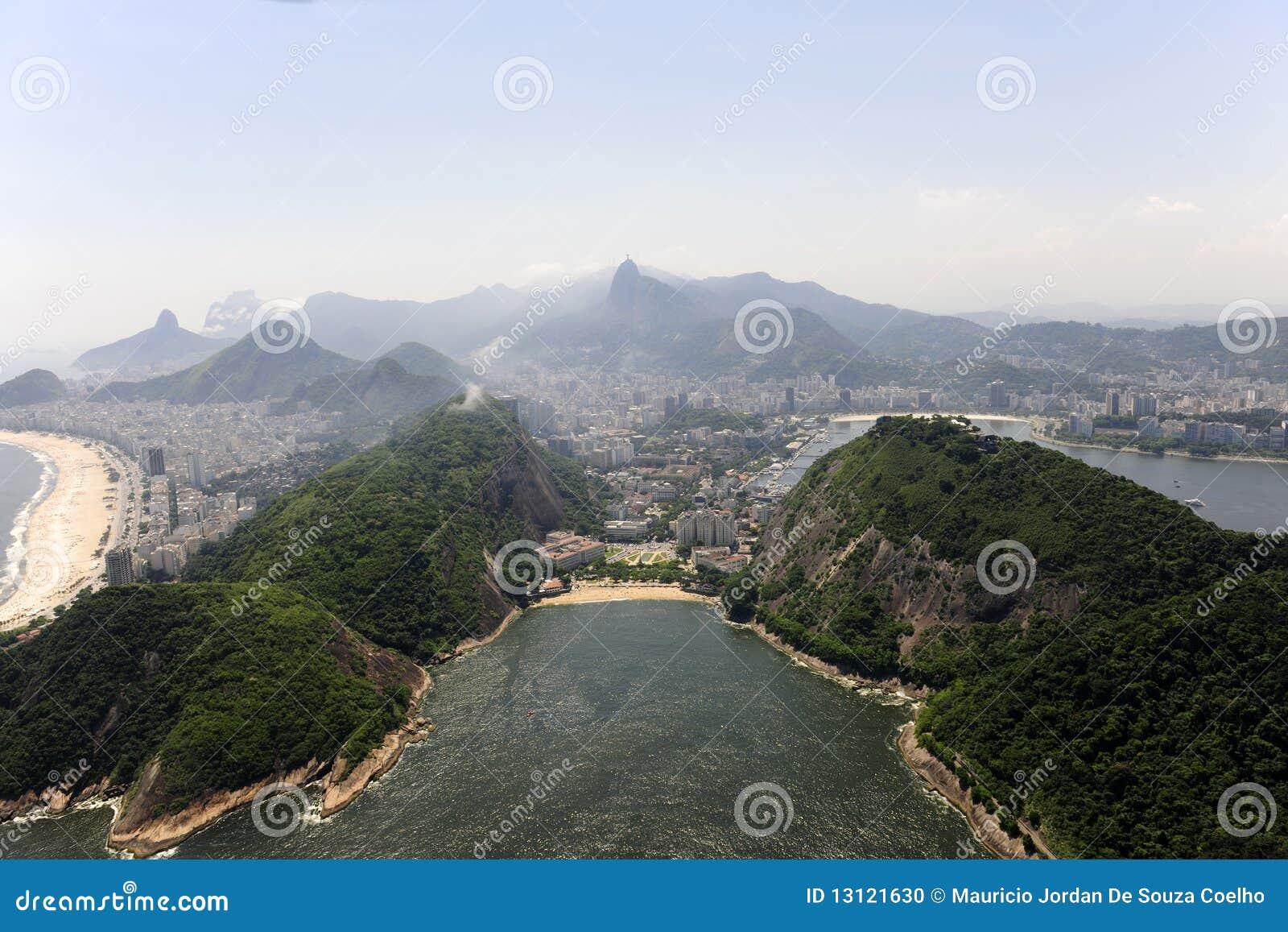 Rio de Janeiro: Praia Vermelha, Copacabana