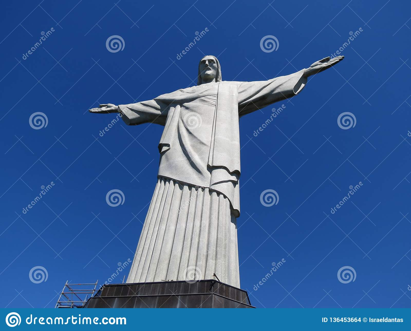 Rio de Janeiro Statue Christ the Redeemer