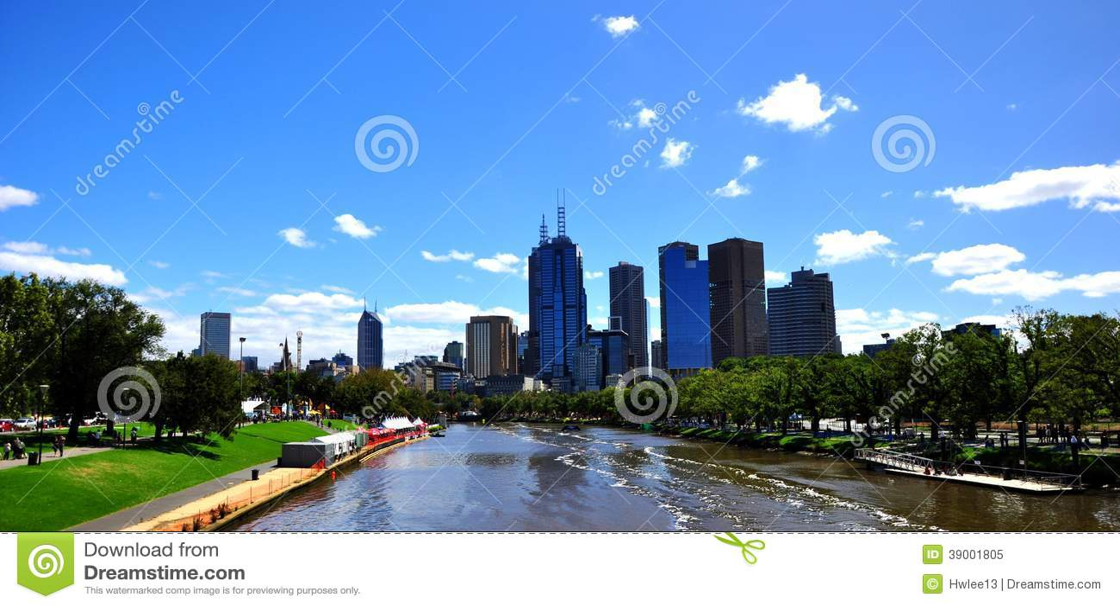 Rio de Melbourne Yarra