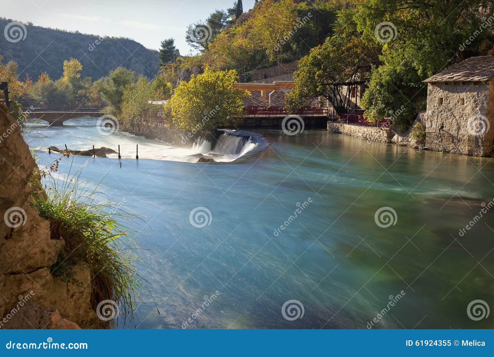 Rio do Buna, Bósnia