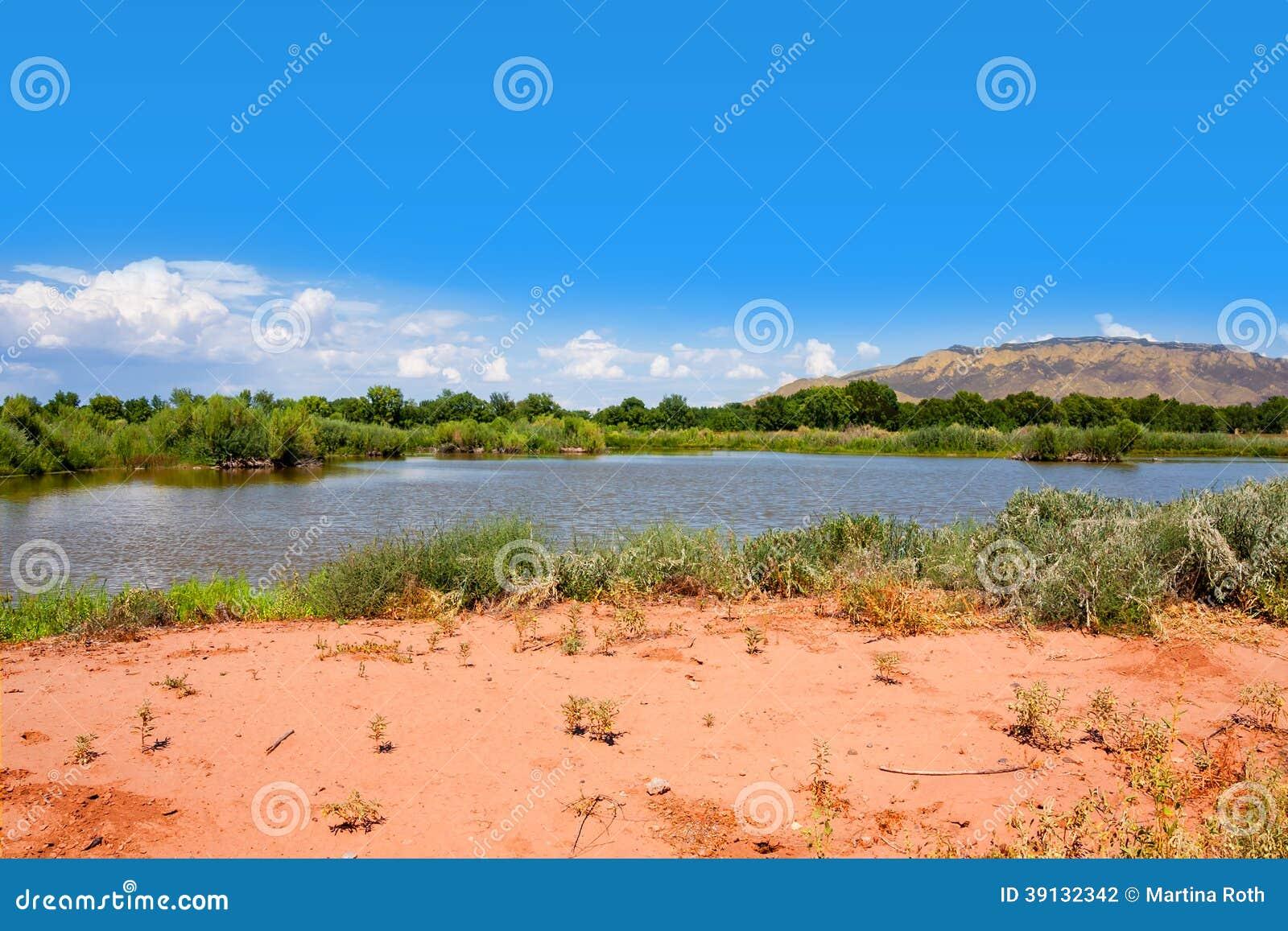 Rio Grande Nature Center State parkerar