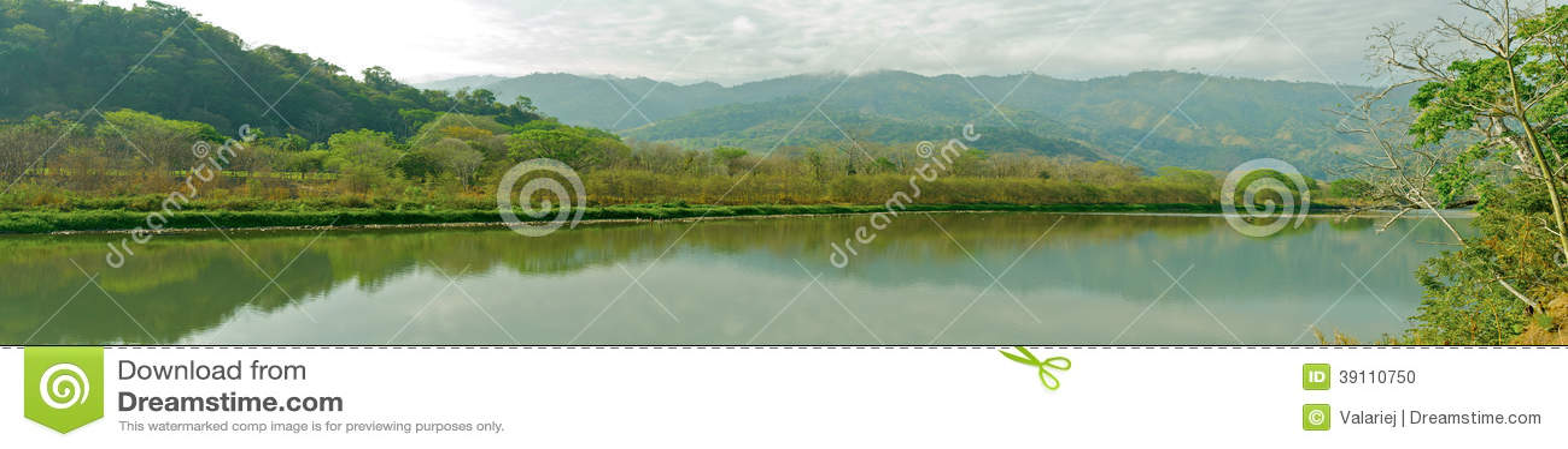 Rio Terraba Panorama