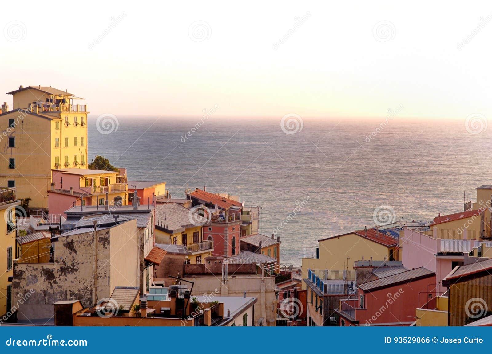 Riomaggiore, cinque terra,