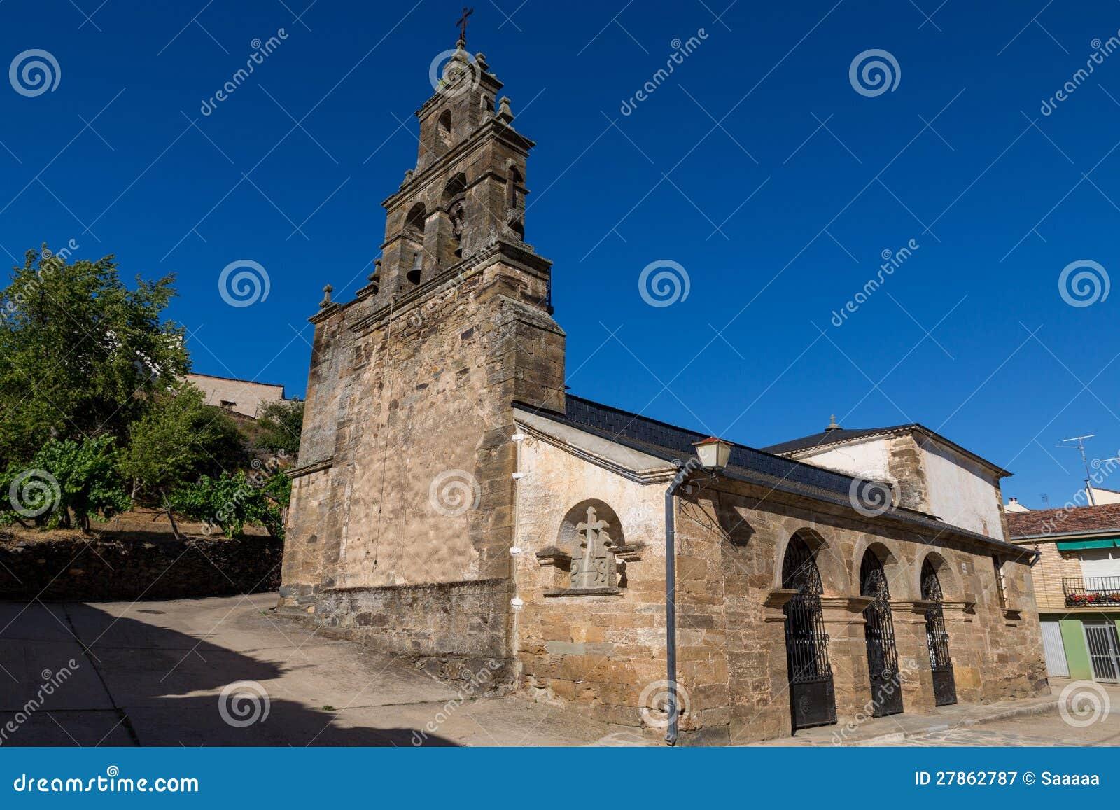 Riomanzanas kościół