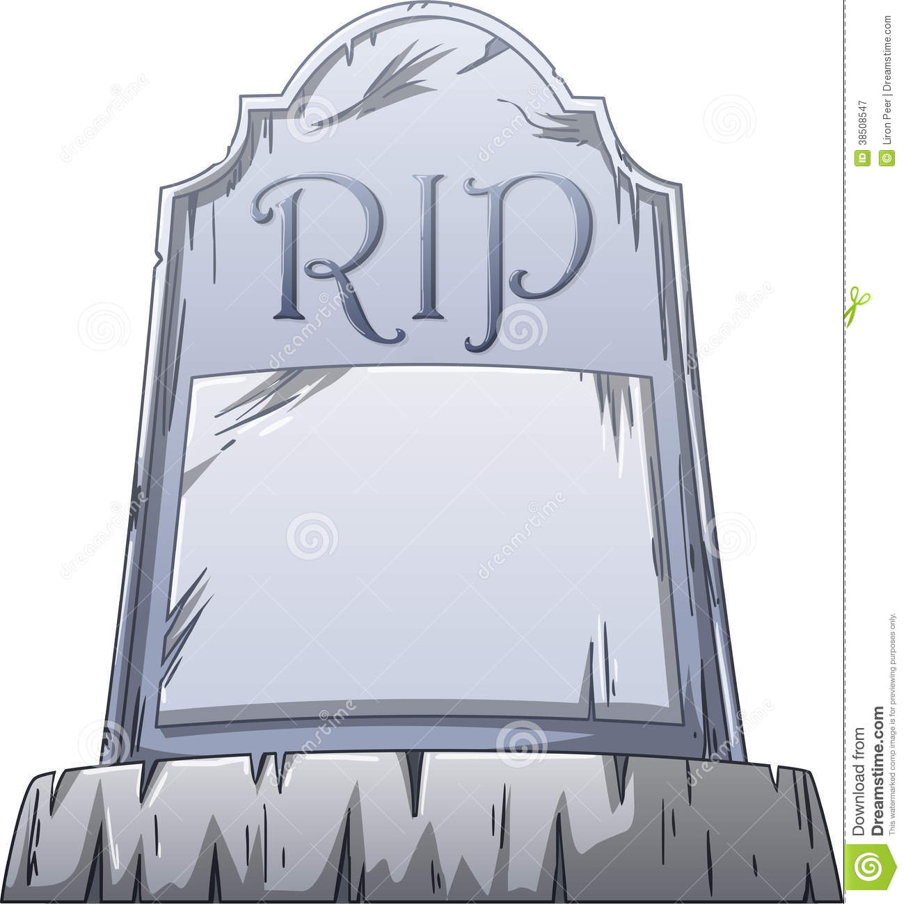 Rip Grave Royalty Free Stock Photography Image 38508547