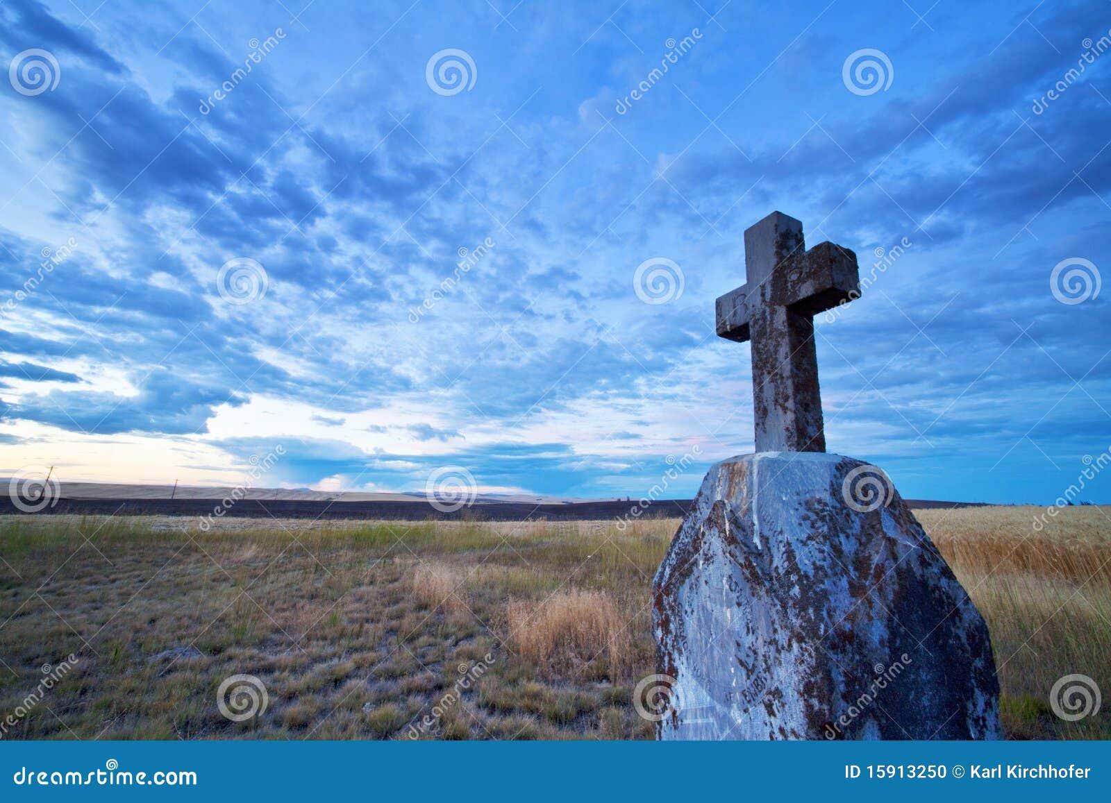 RIP Tombstone Stock Photo - Image: 15913250
