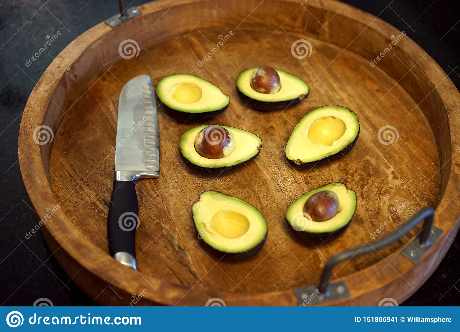 Ripe avocados offer lots of vitamins