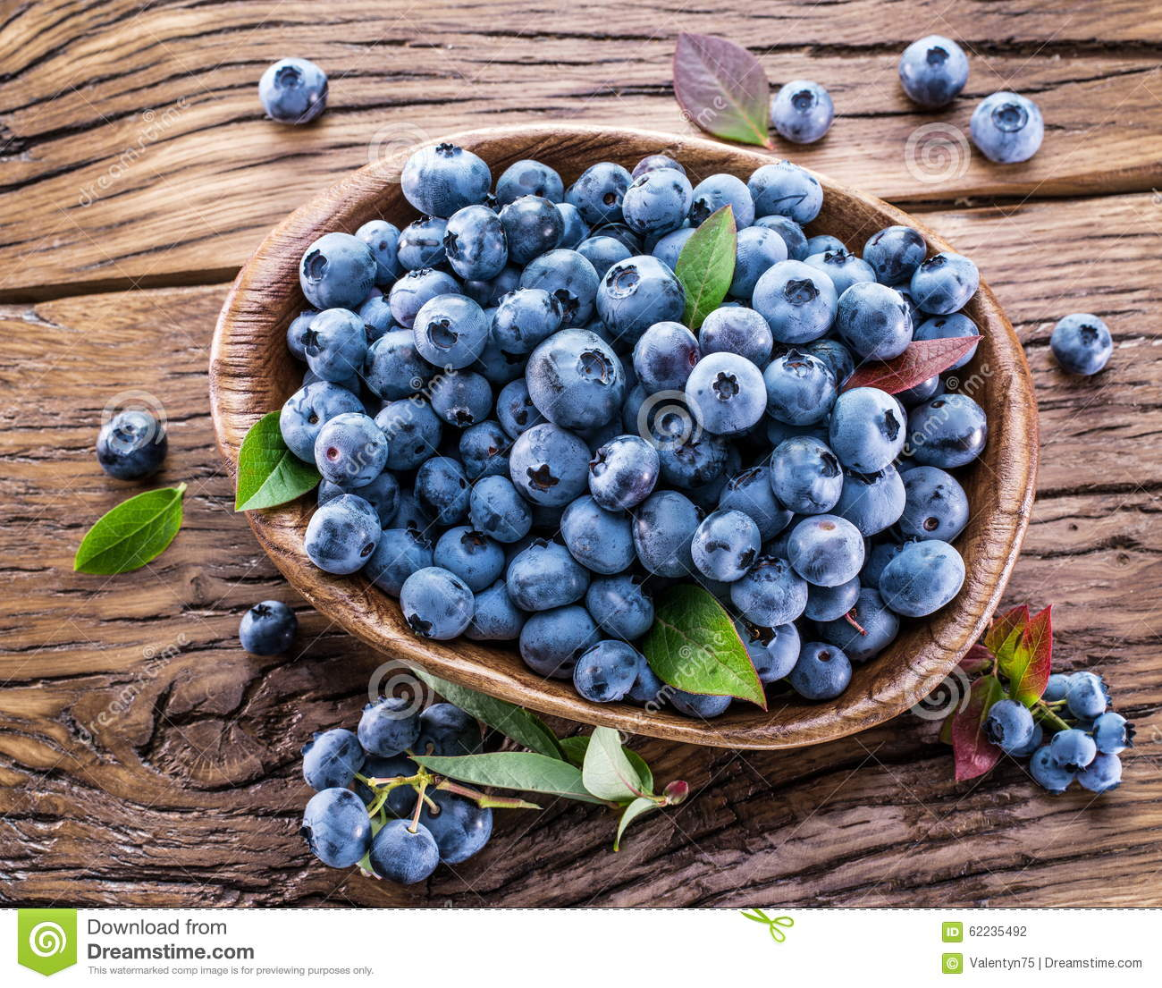 how to tell if blueberries are ripe