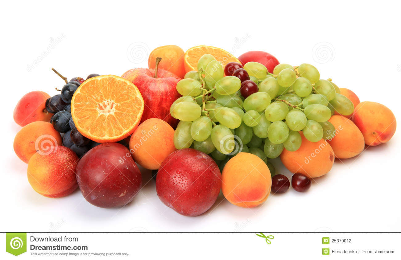 Ripe Fruit Stock Photography - Image: 25370012