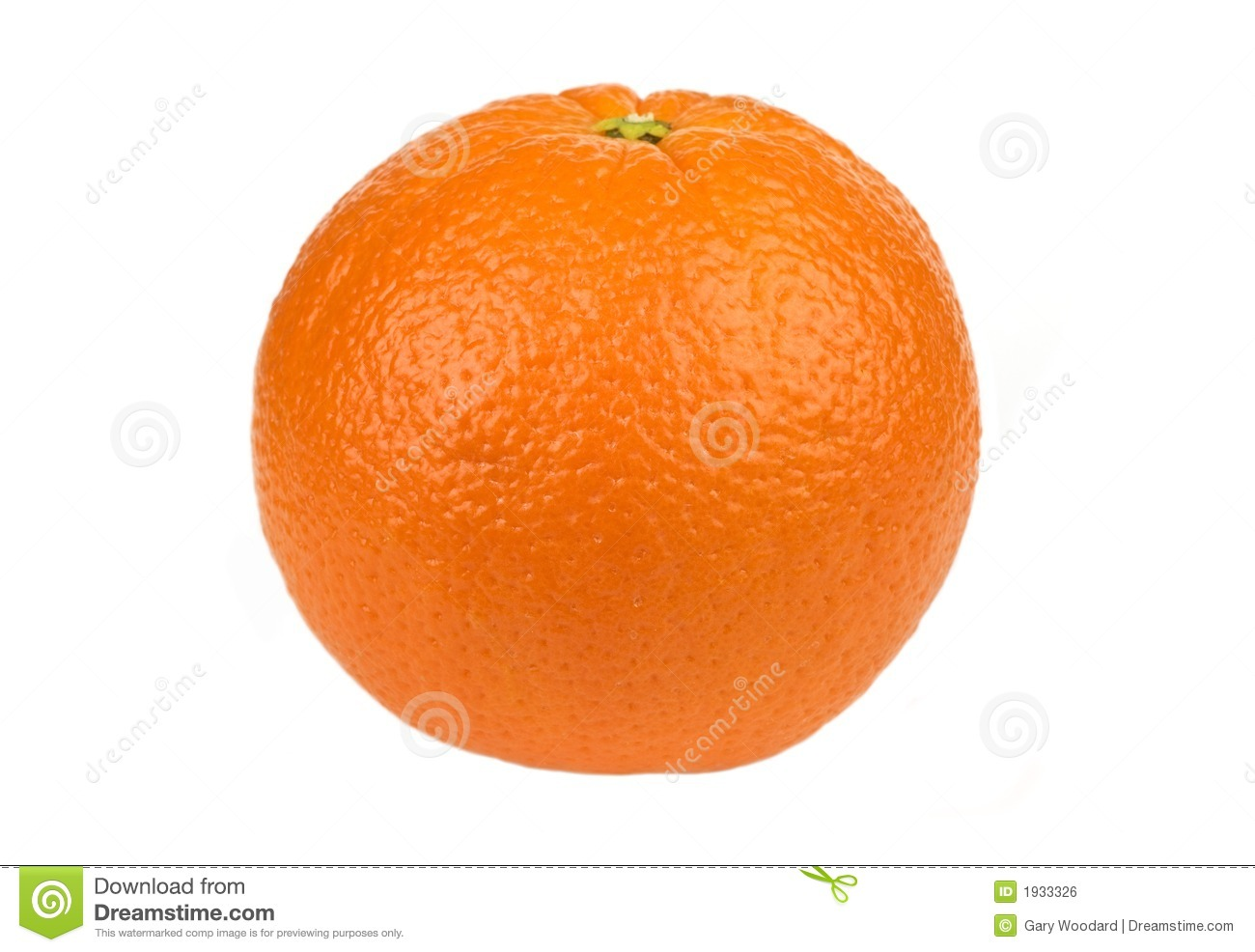 how to tell if an orange is ripe