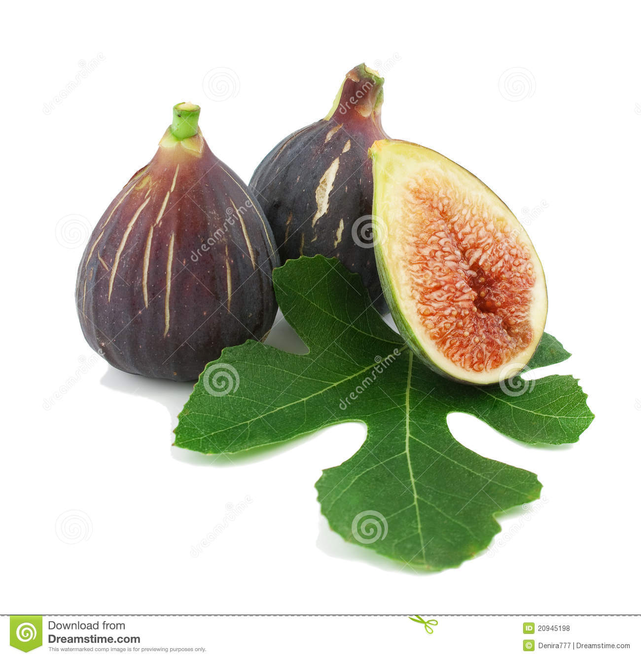 how to tell when a fig is ripe