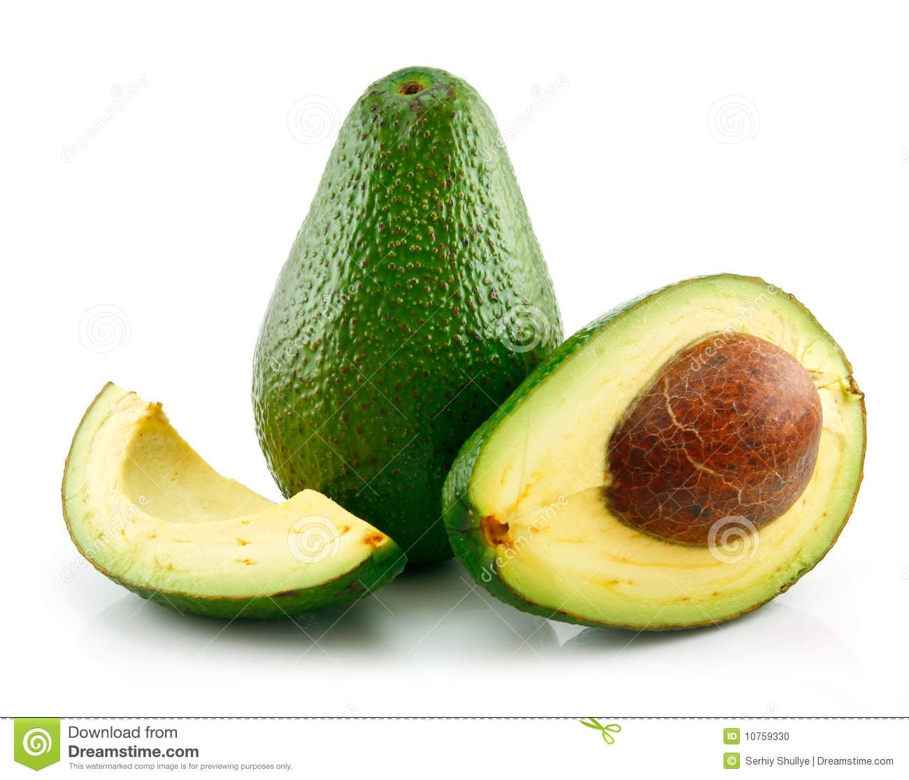 how to see if avocado is ripe