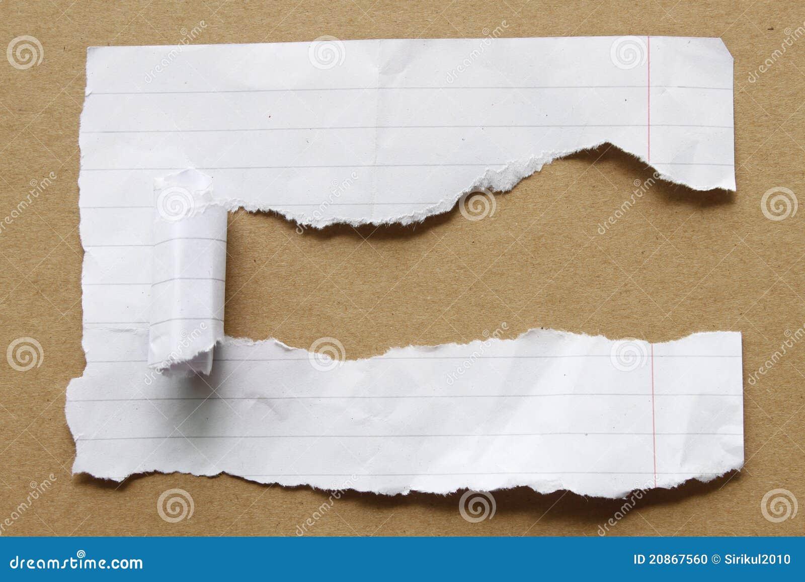 Ripper paper