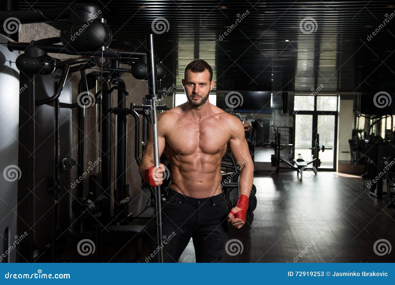 gitness center man