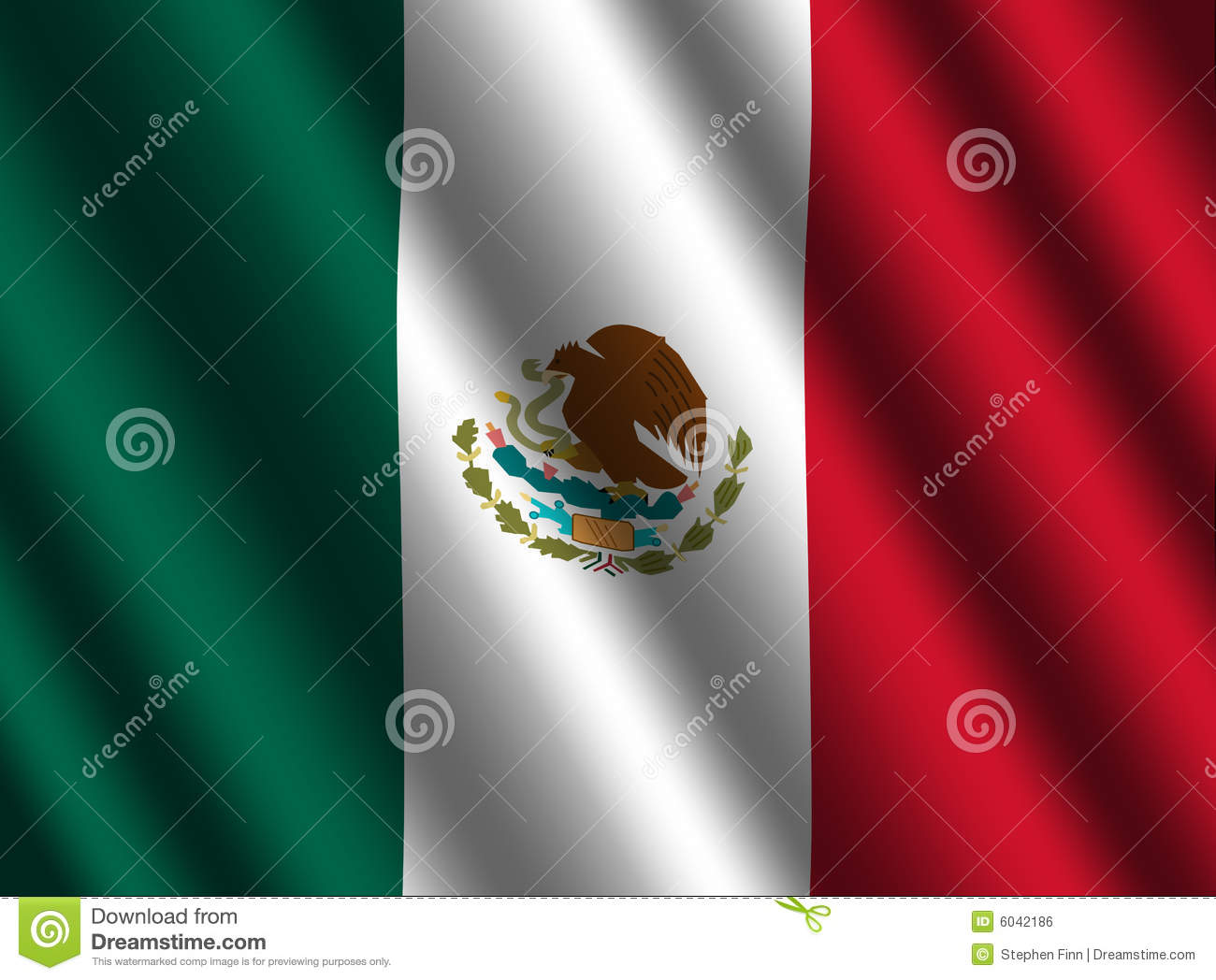 mexican flag background royalty free stock image image 16209476