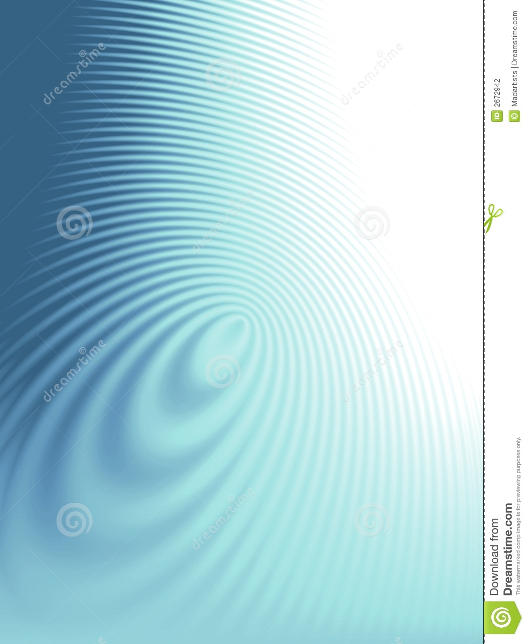 Ripples Waves Texture Blue