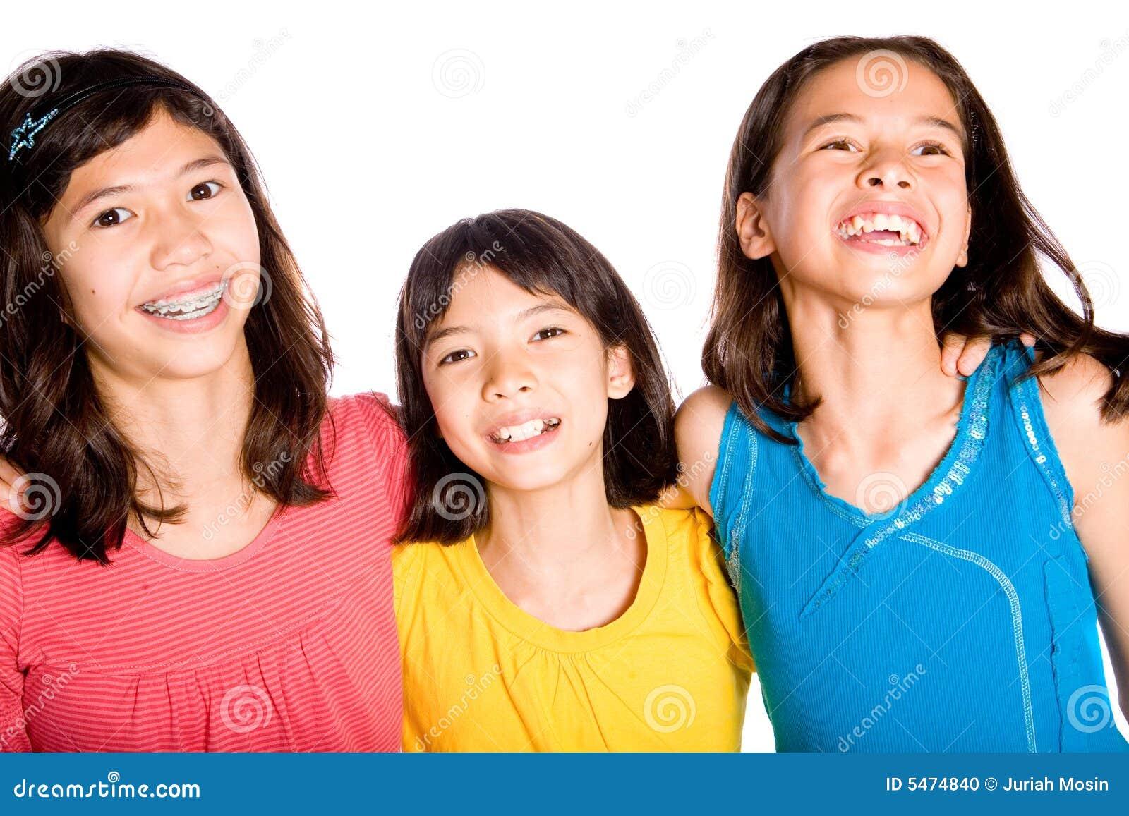 Rire de meilleurs amis (filles)