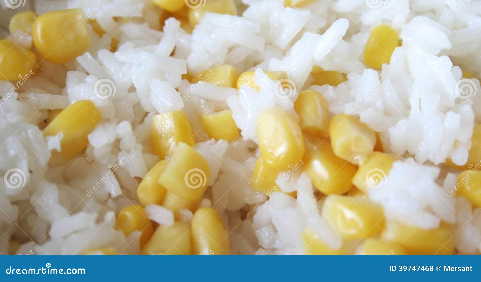 Ris med havre