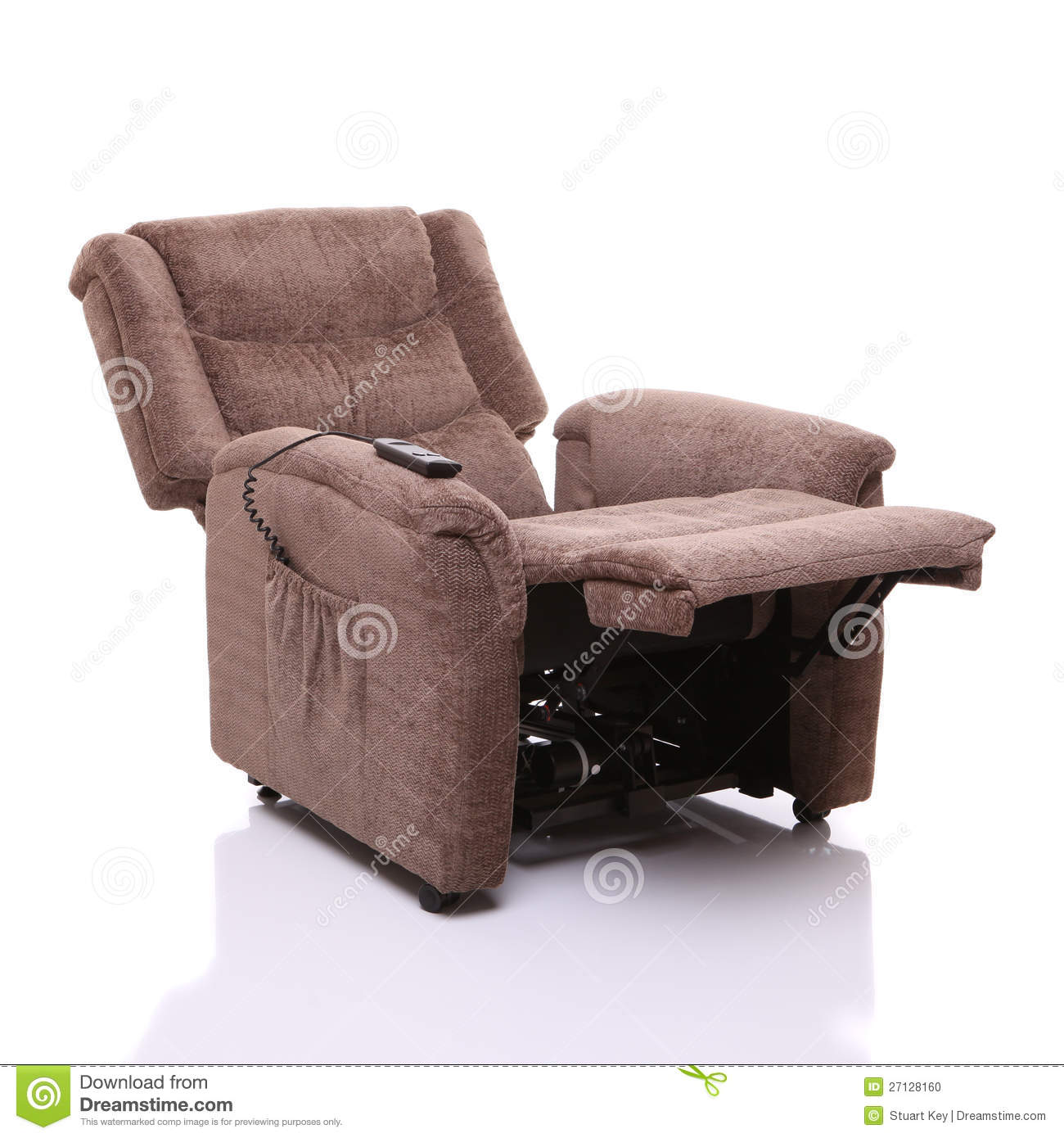 Strange Rise And Recline Chair Fully Reclined Stock Photo Image Creativecarmelina Interior Chair Design Creativecarmelinacom