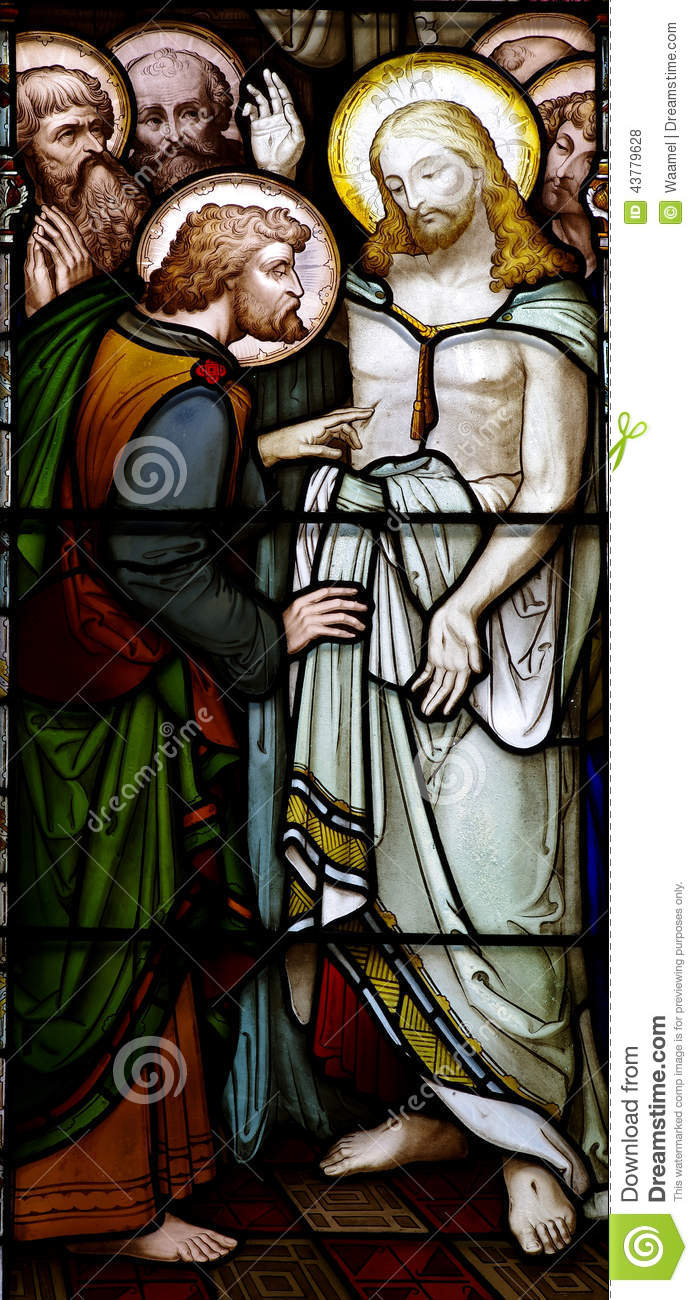 Risen Jesus with Mary Magdalene