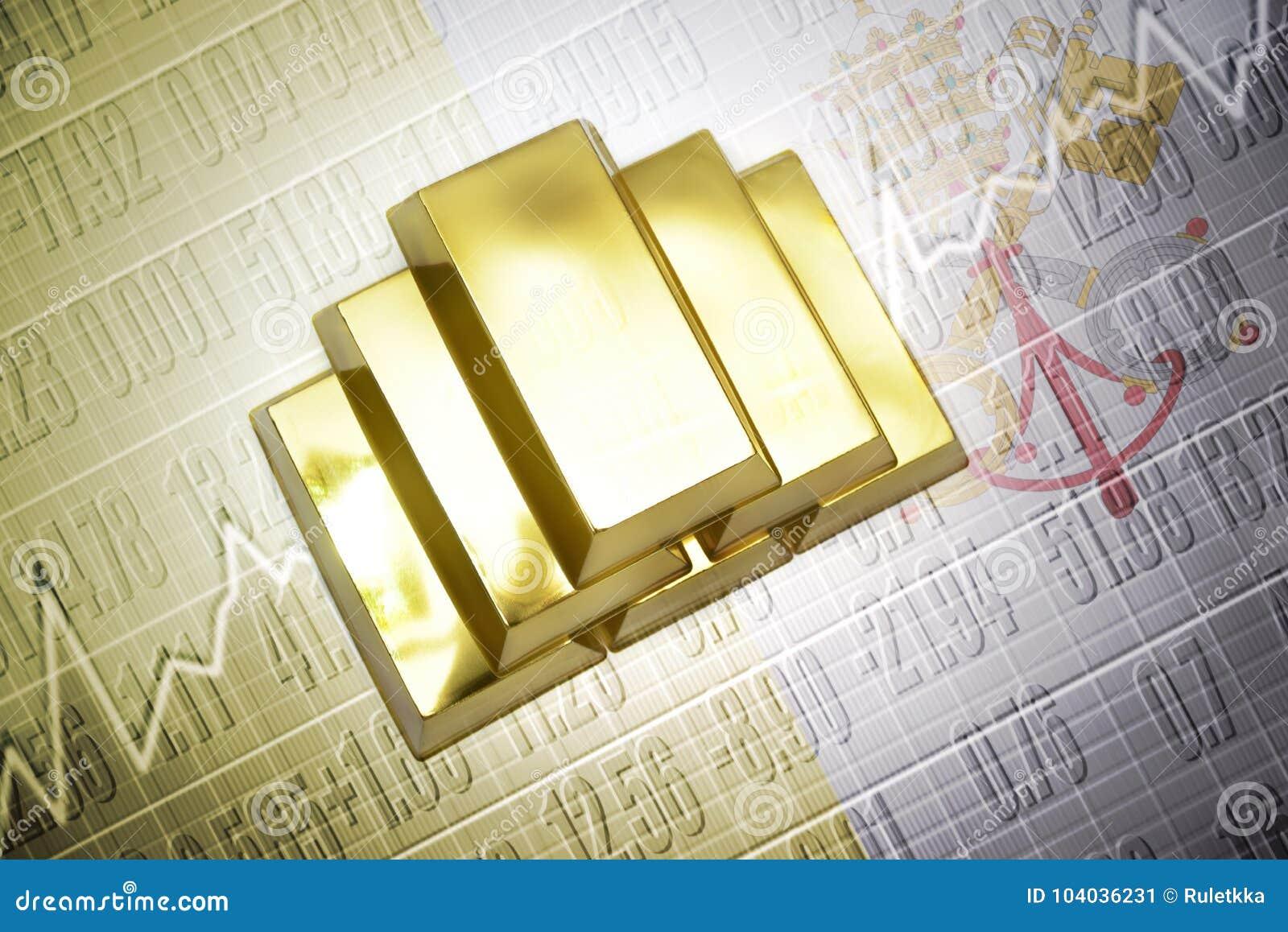 Riserve Auree Di Vaticano Illustrazione Di Stock Illustrazione Di Finanziario 104036231
