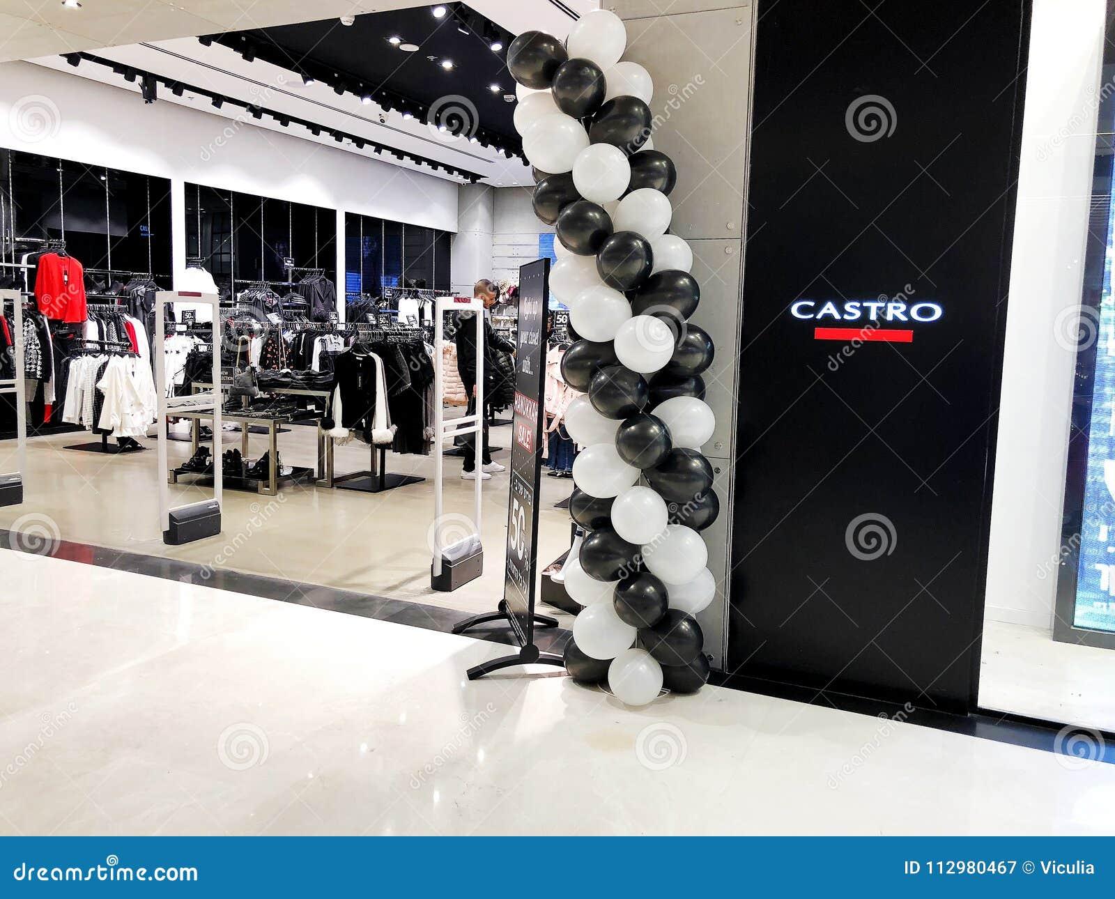 RISHON LE ZION, ISRAEL- DECEMBER 17, 2017: Inside the store at Azrieli Department Store in Rishon Le Zion, Israel