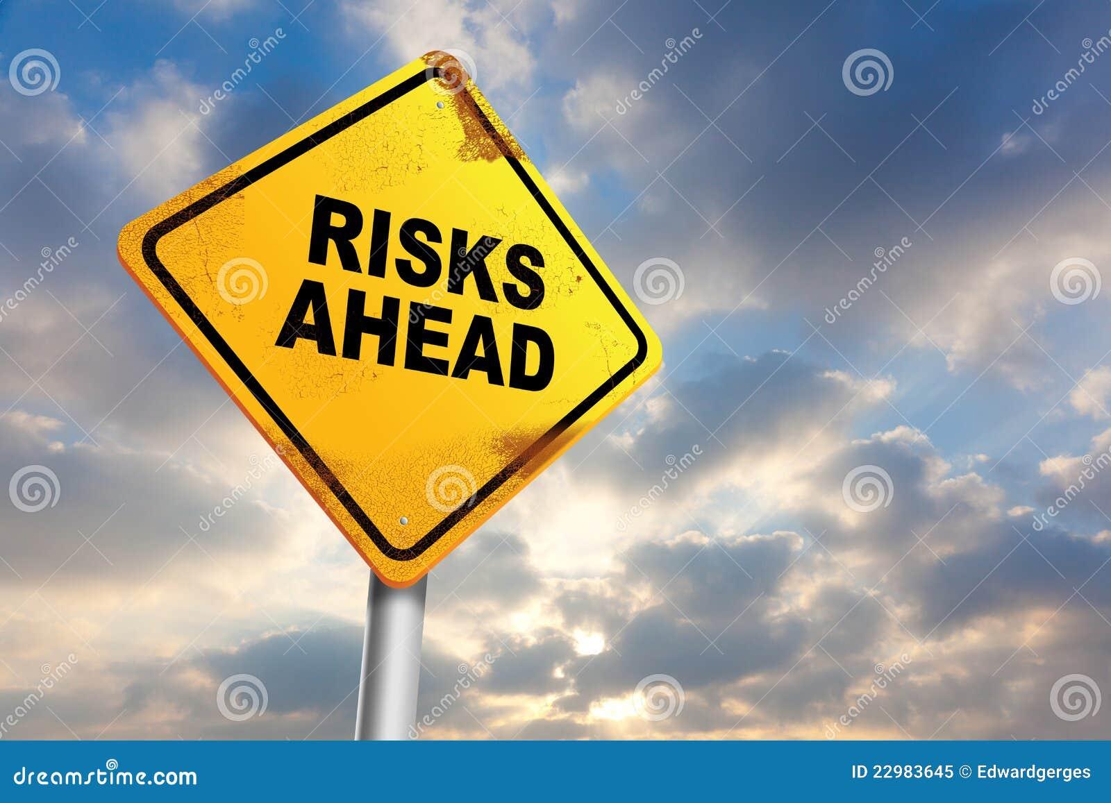 Risico vooruit
