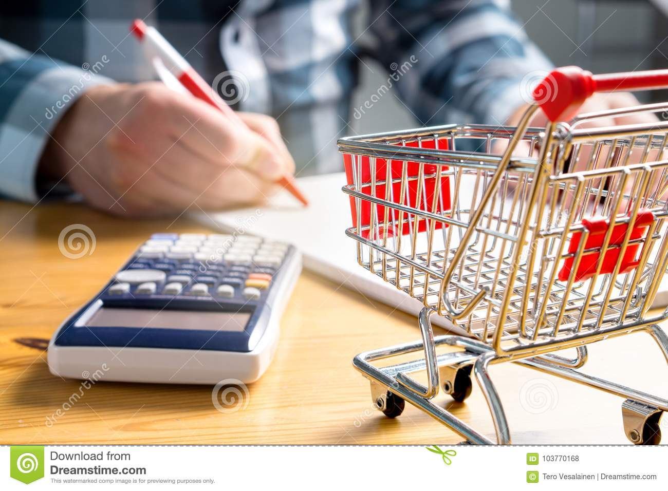 Rising food and grocery store prices.