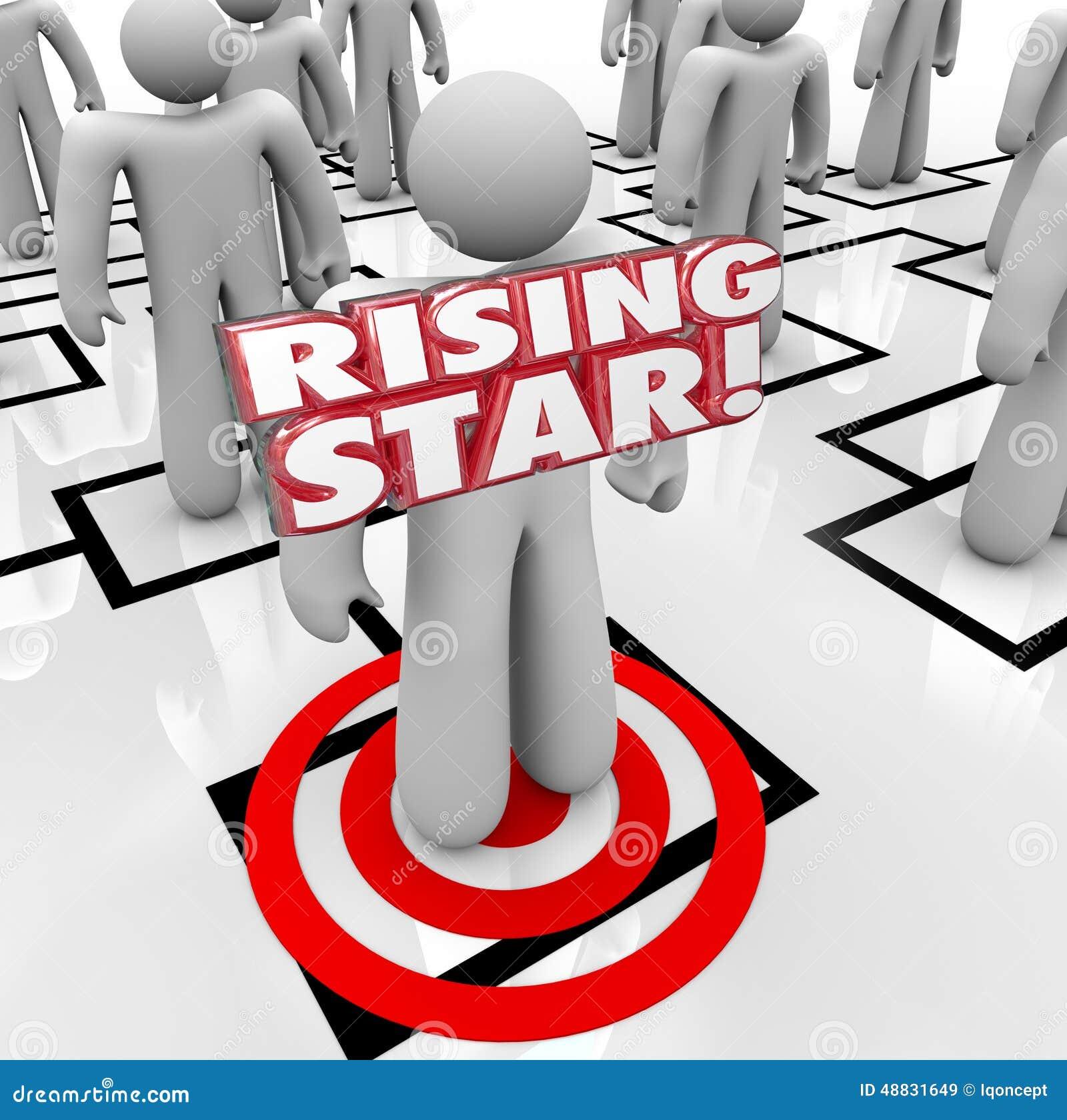 Rising Star Worker Employee Organization Chart Special Best Top Stock ...