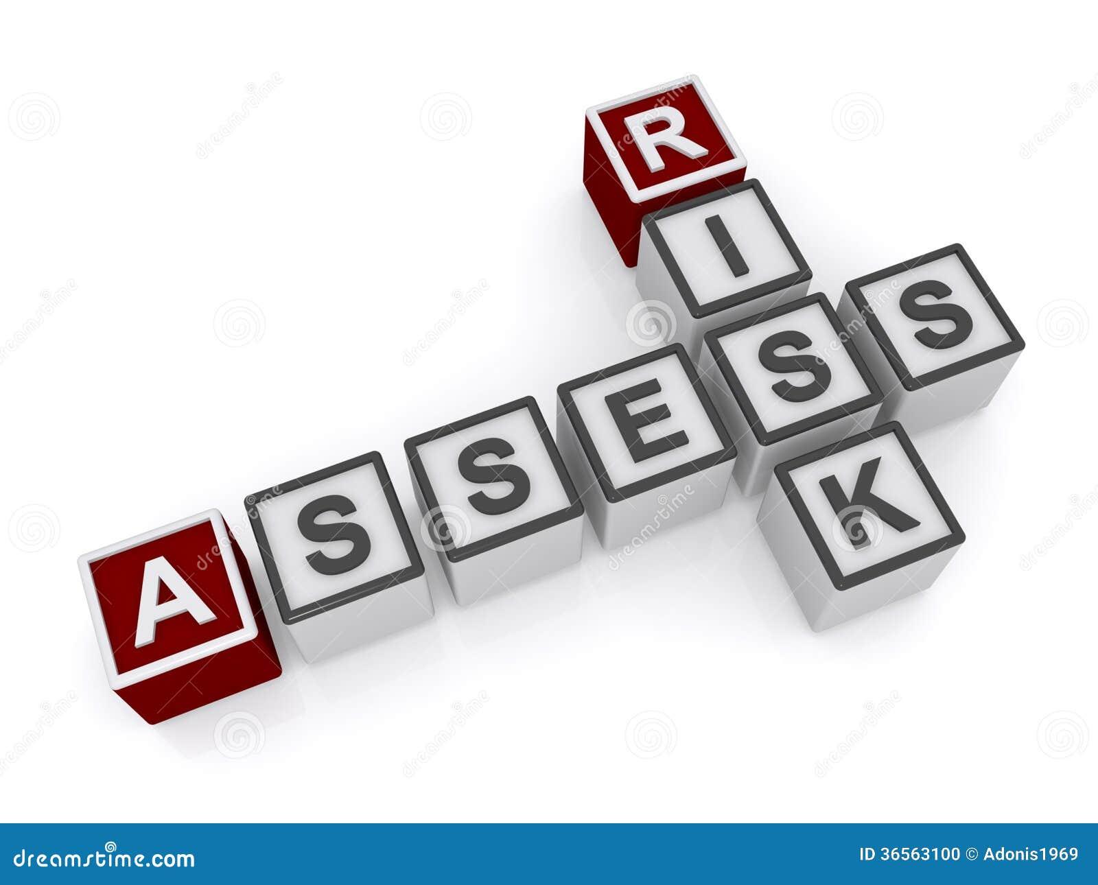 Clipart Risk Assessment