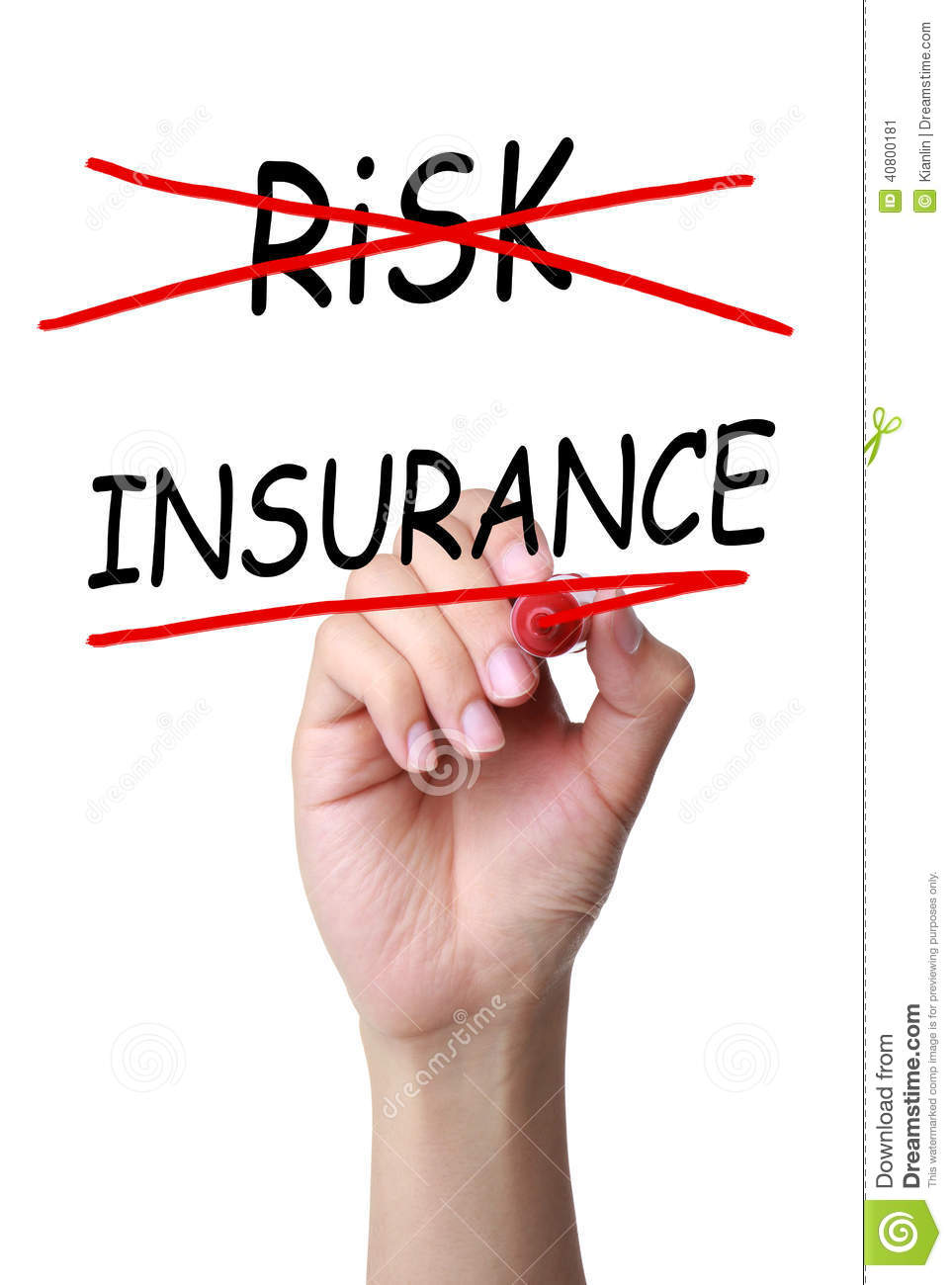 Risk Management and Insurance the majors
