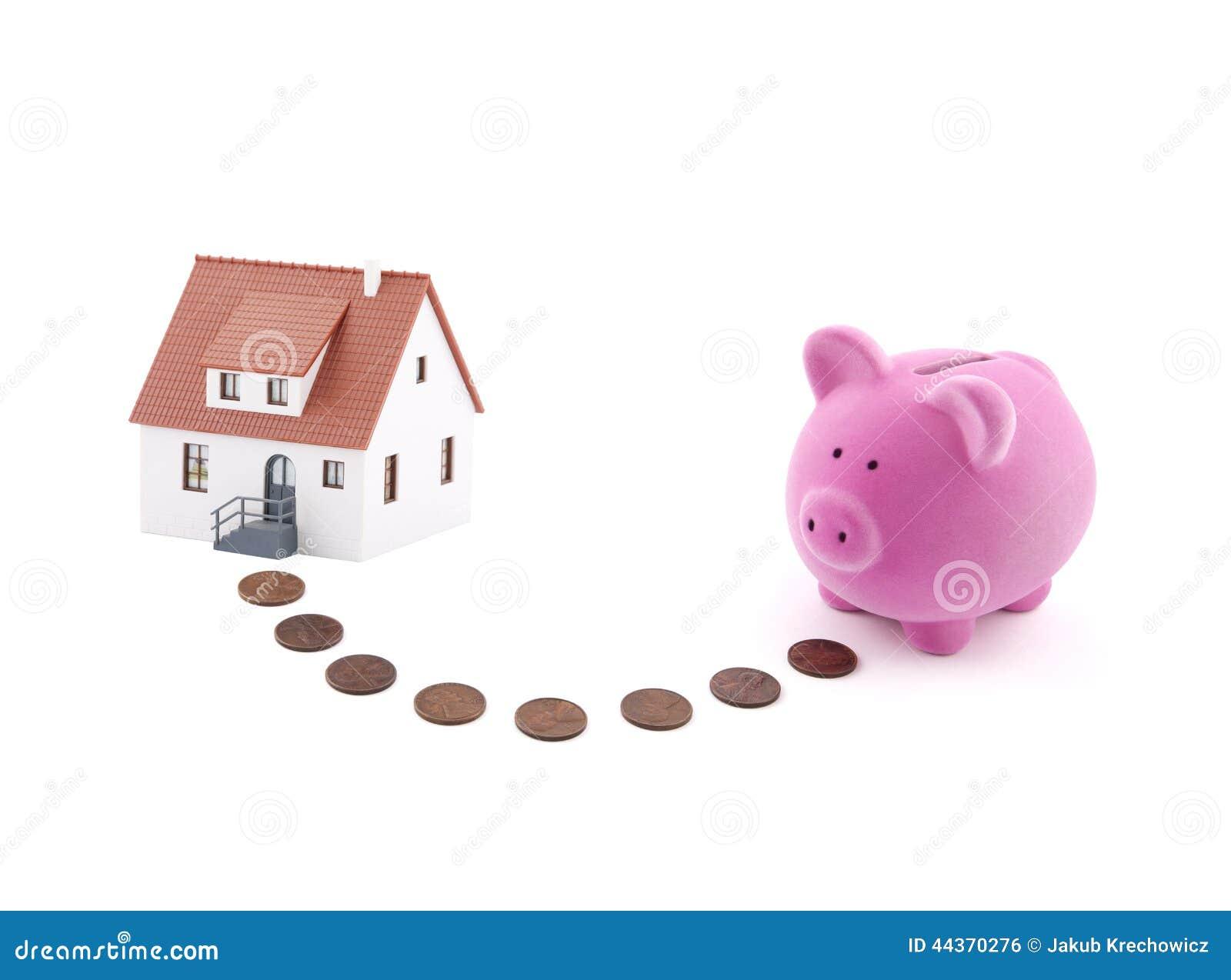 Risparmio per una casa