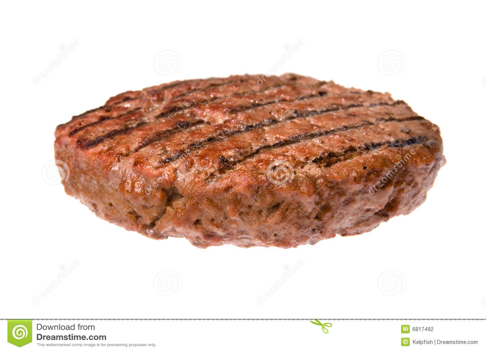 Rissol do Hamburger