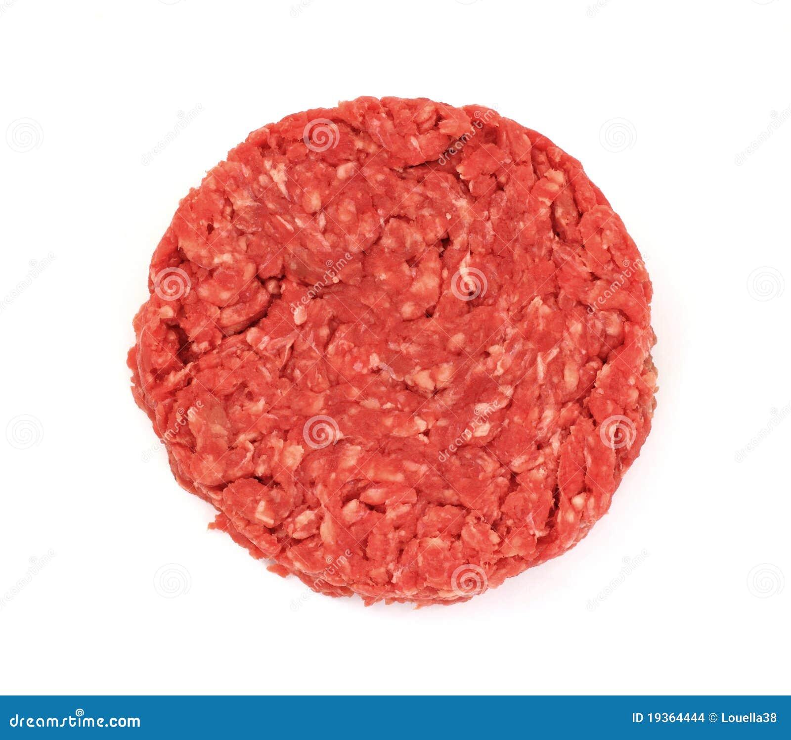 Rissol magro da carne à terra
