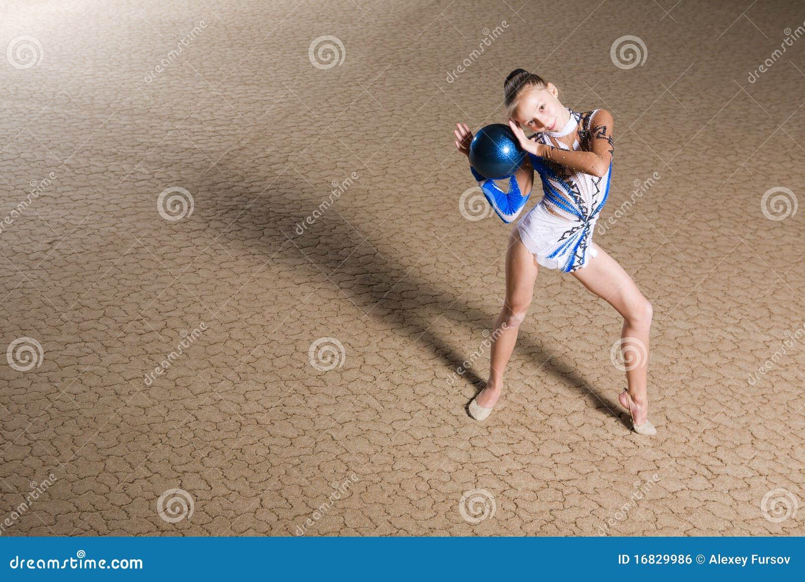 Ritmische gymnastiek