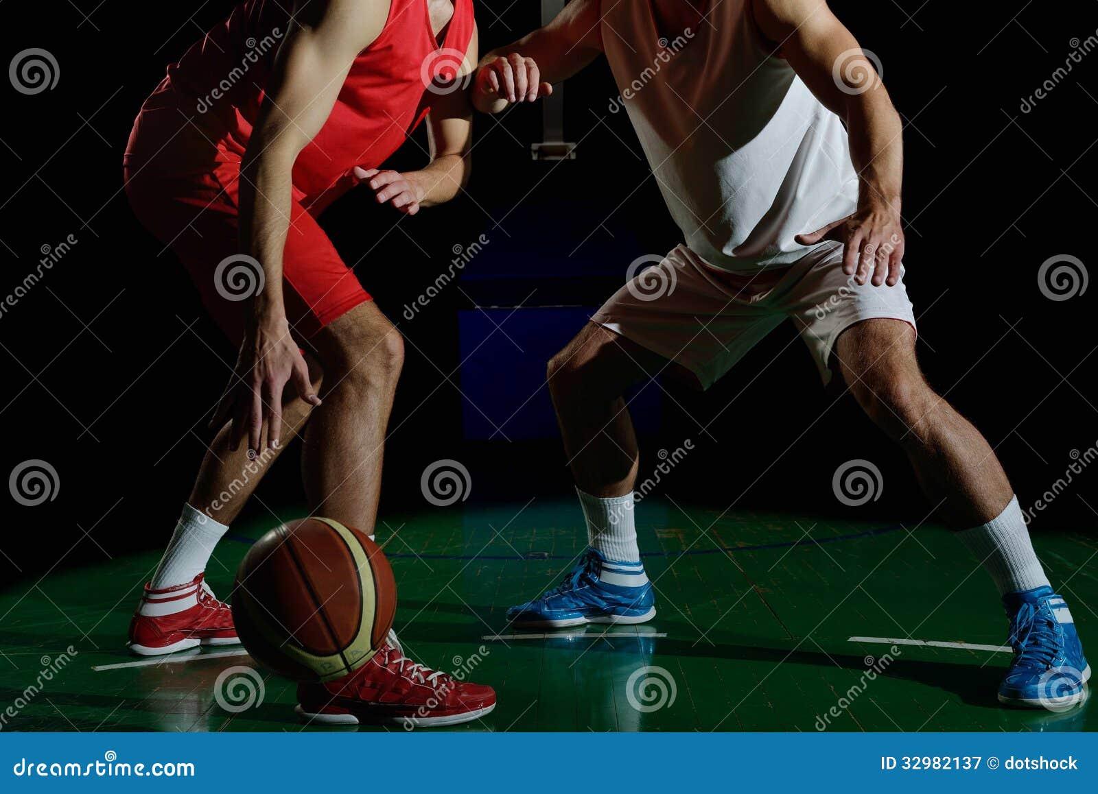 Ritratto del giocatore di pallacanestro