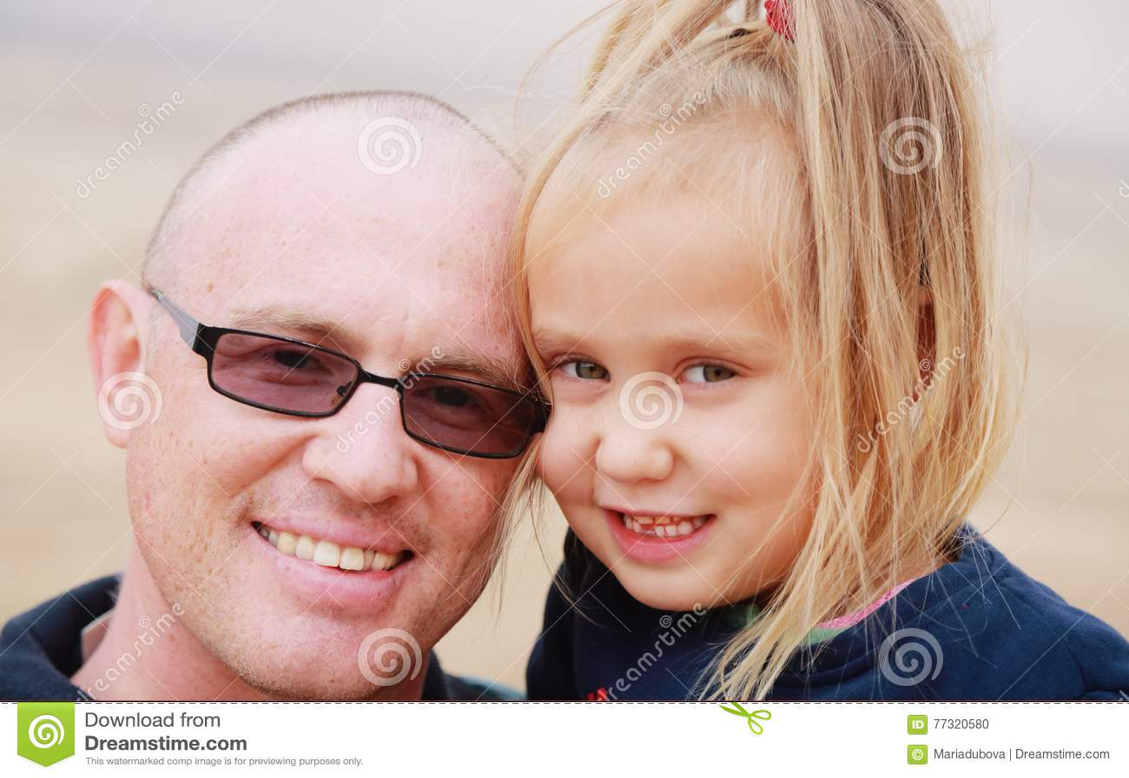 Ritratto del padre e della figlia