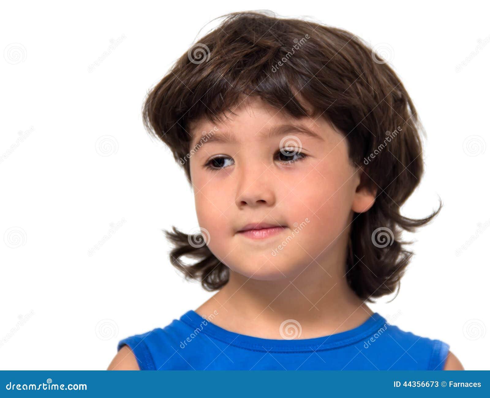 Ritratto del ragazzino