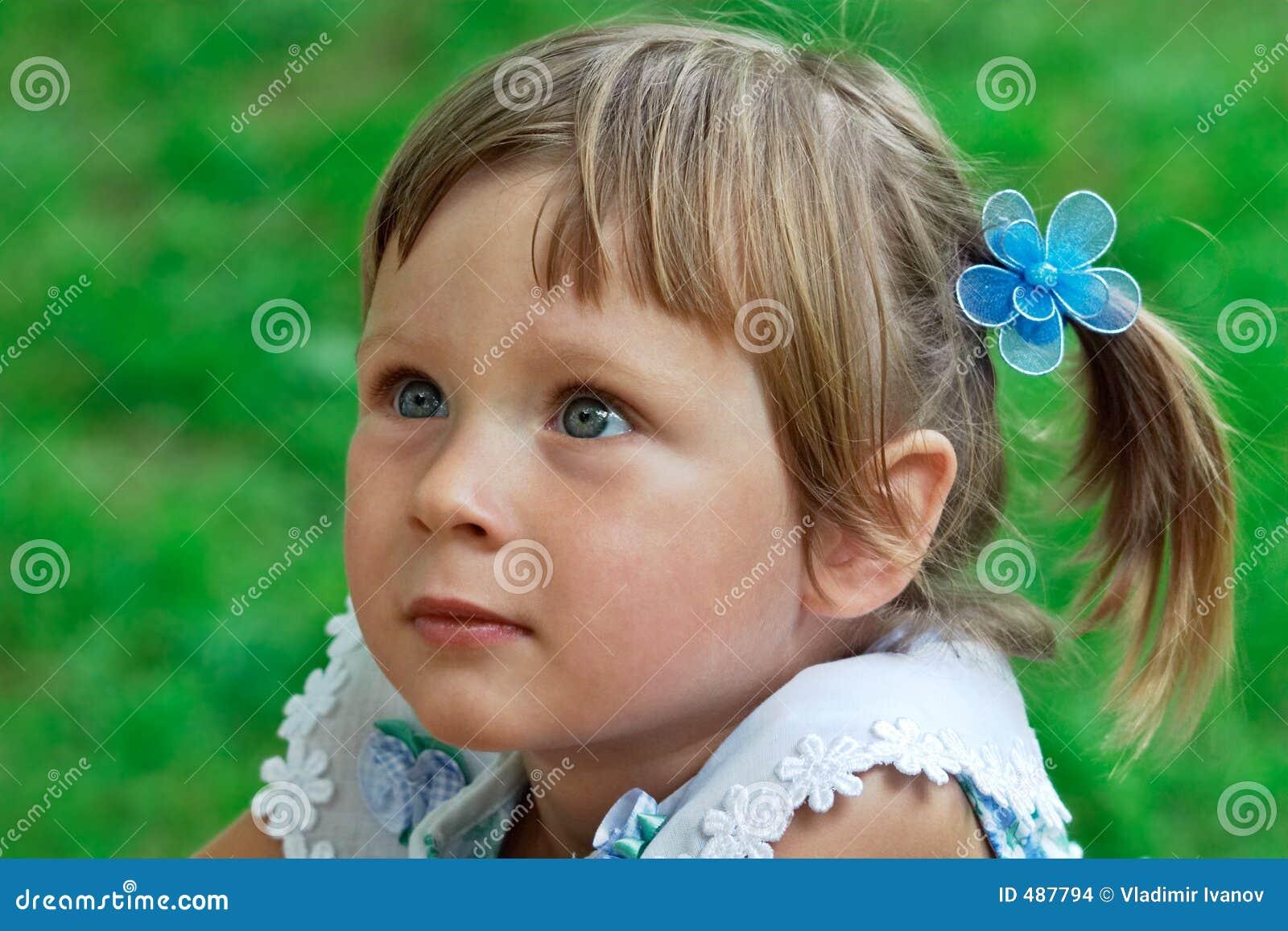 Ritratto della bambina