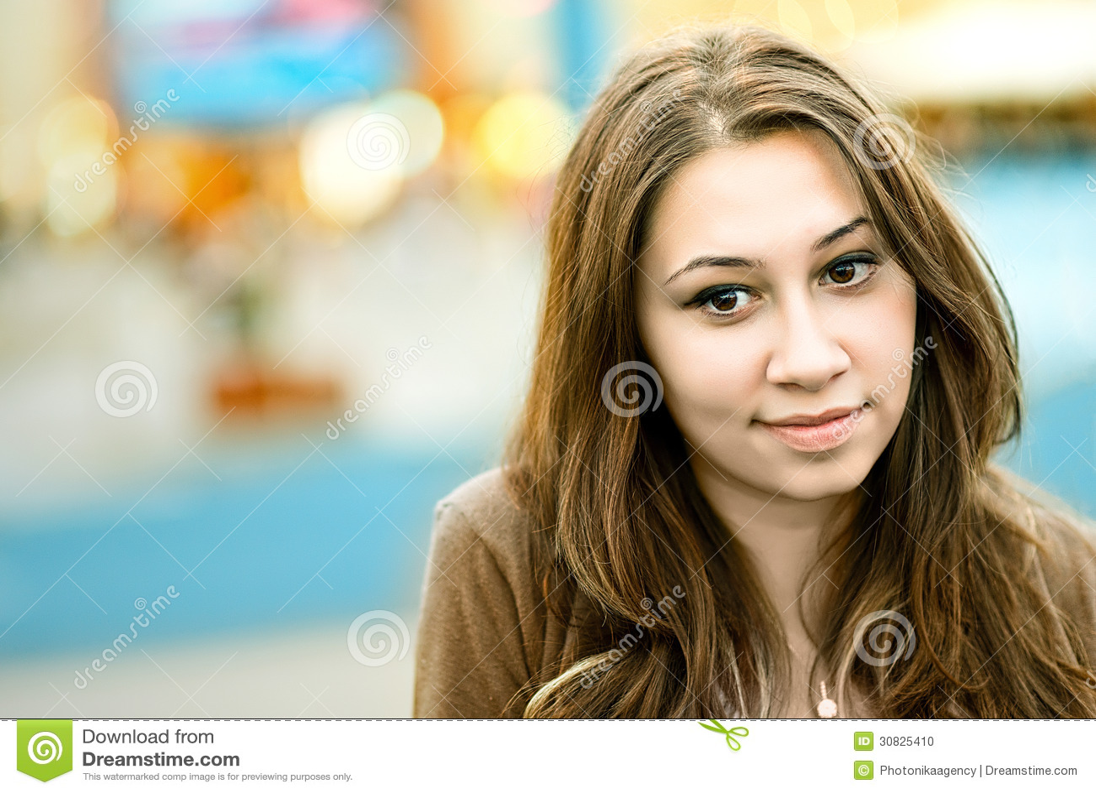 Ritratto della giovane donna