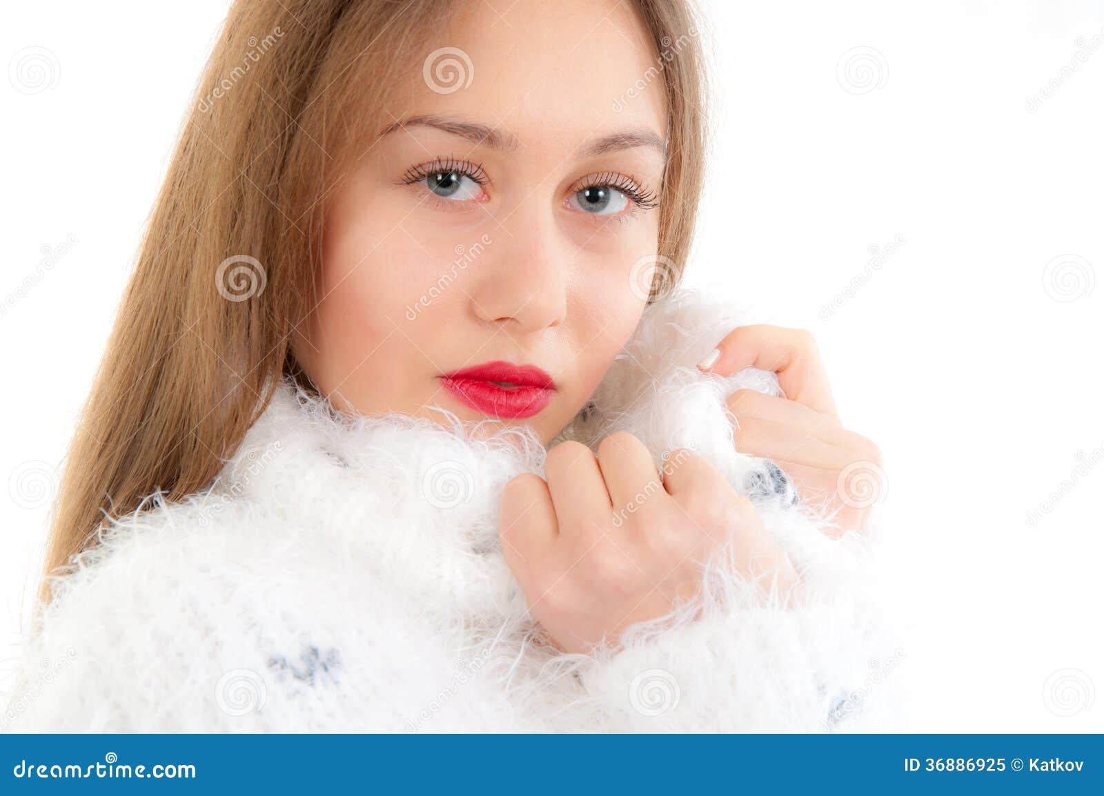 Download Ritratto di bella donna immagine stock. Immagine di ritratto - 36886925