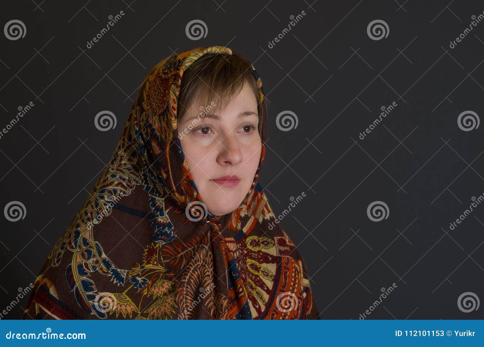 Ritratto Di Bella Donna Matura Caucasica Immagine Stock - Immagine ... 80b02d3e1e93