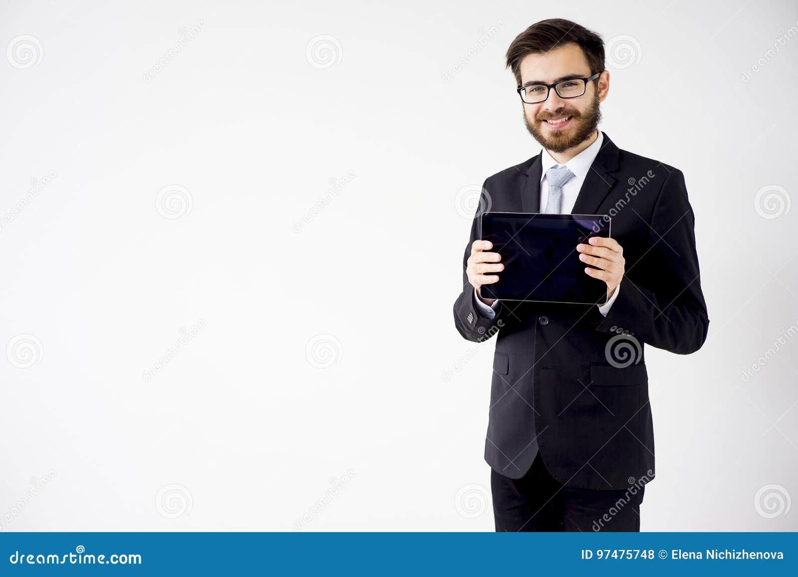 Ritratto di un uomo d affari