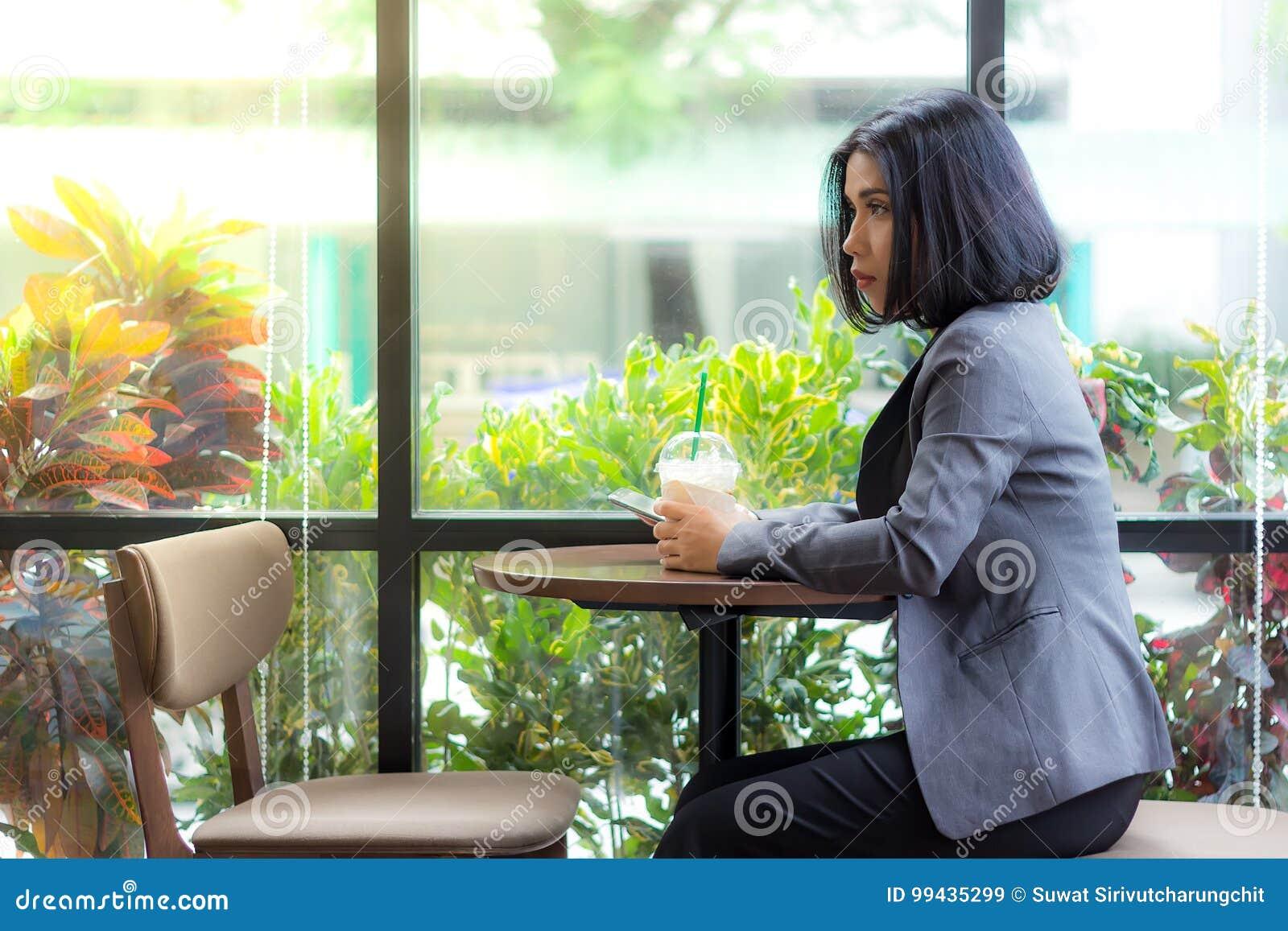Ritratto di una donna di affari