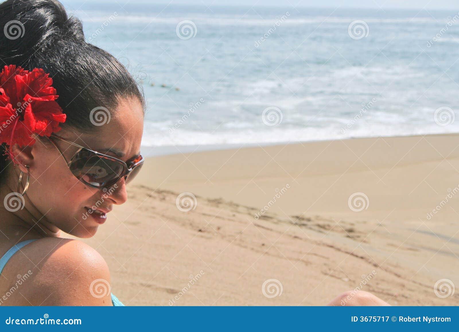 Download Ritratto latino immagine stock. Immagine di chic, modo - 3675717