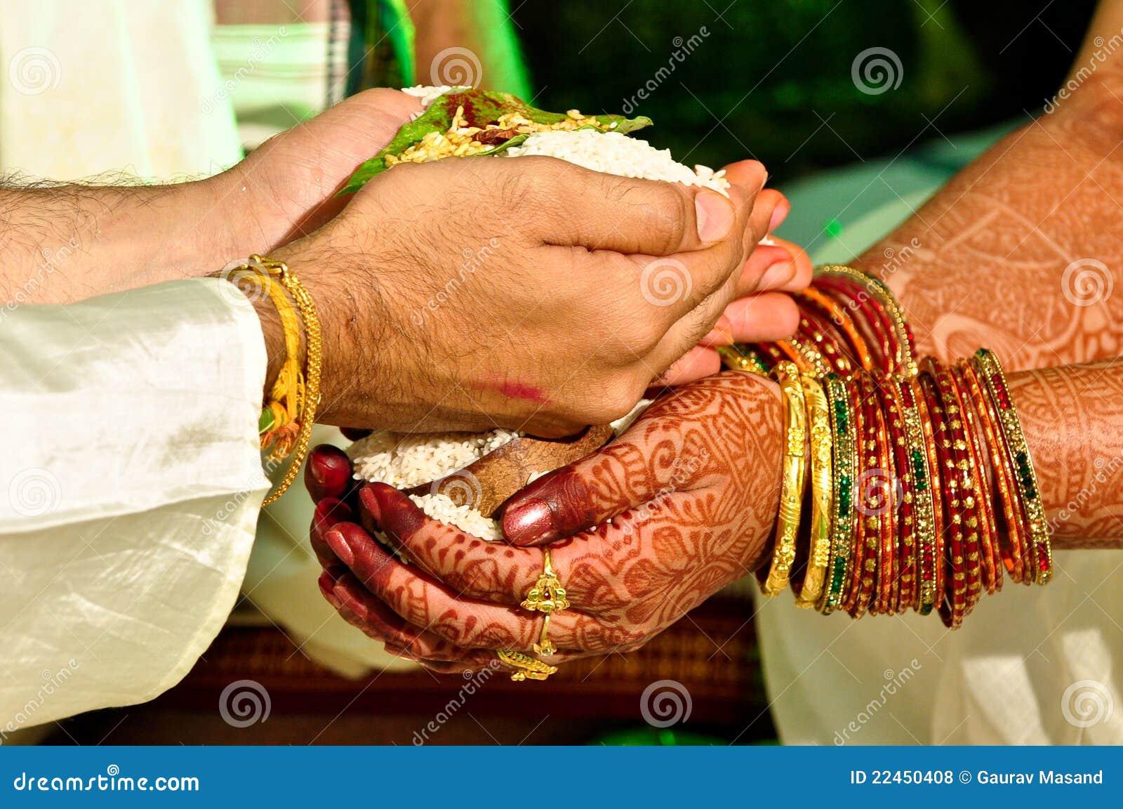 Ritual hindú de la boda