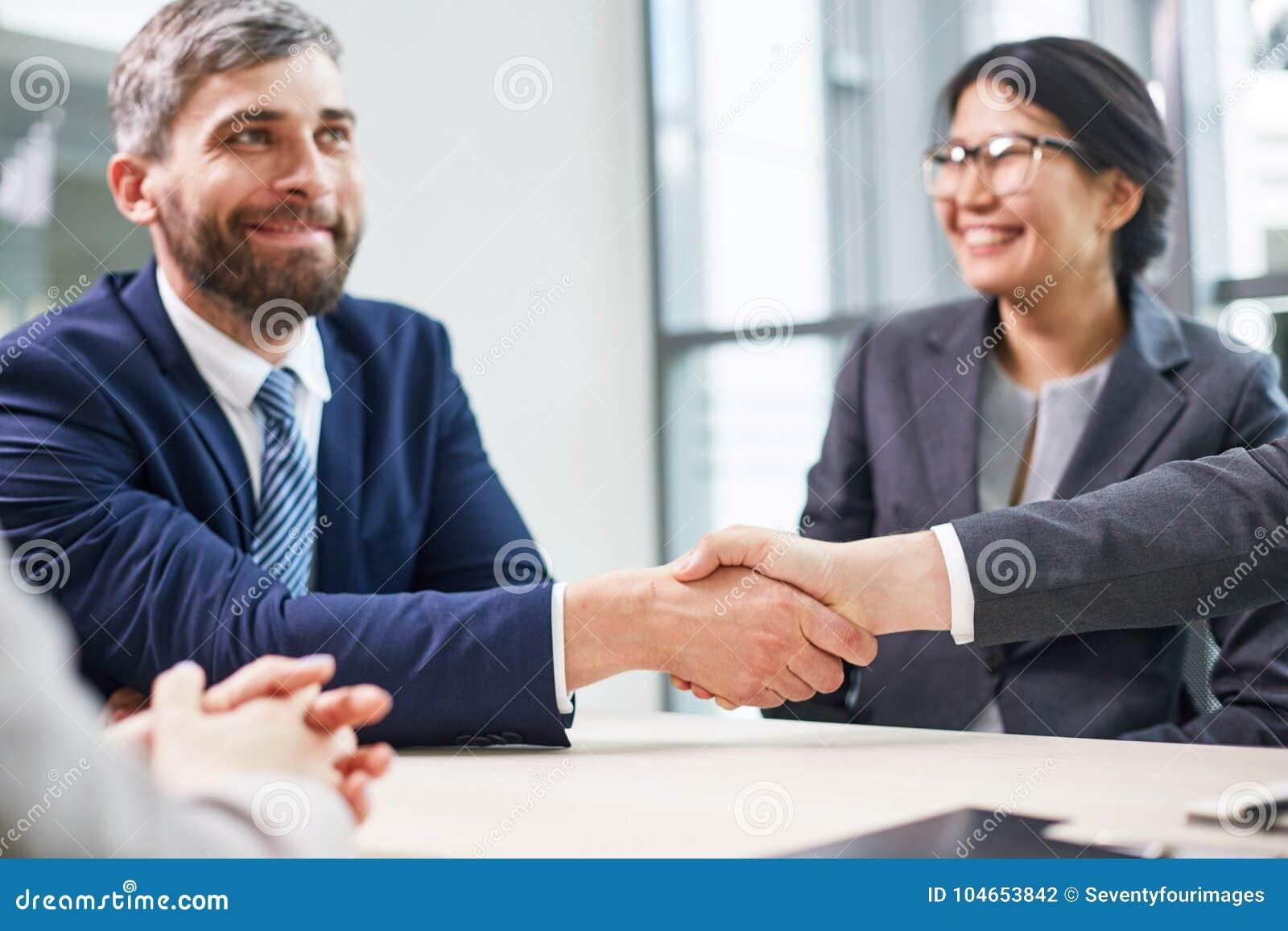 Riuscito completamento dei negoziati