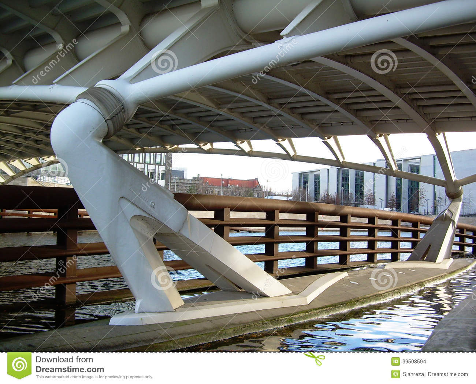 River bridge structure