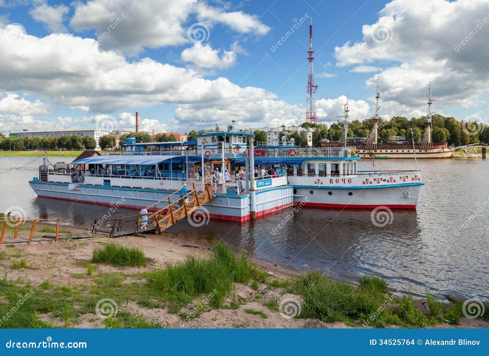 Novgorod - famous ancient